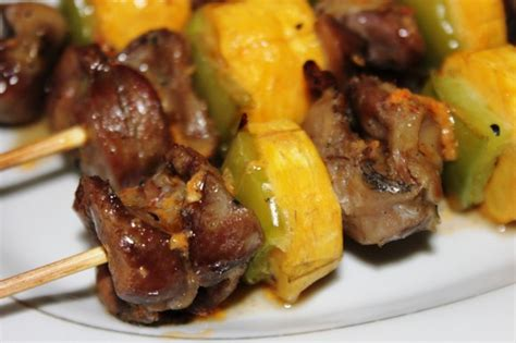 comment cuisiner le chou vert gésiers de poulet au poivre