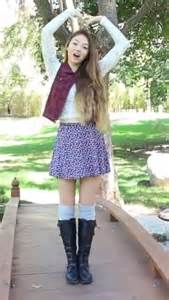 Crop Top and Skirt Outfit Pinterest