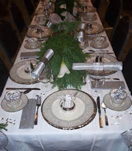 christmas table decorating ideas silver christmas centerpieces