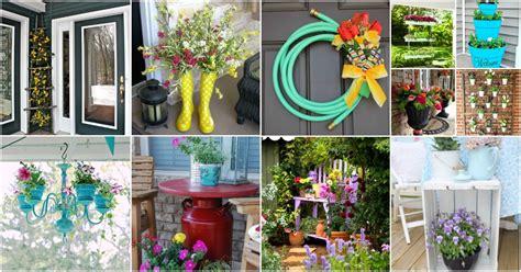 25 Creative Diy Spring Porch Decorating Ideas