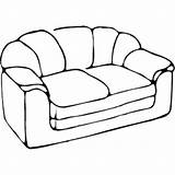 Sofa Clipart Svg Cliparts Clip Emf Wmf Eps Vector Bookmark Zip Report Email Library Clipground Clipartbarn sketch template