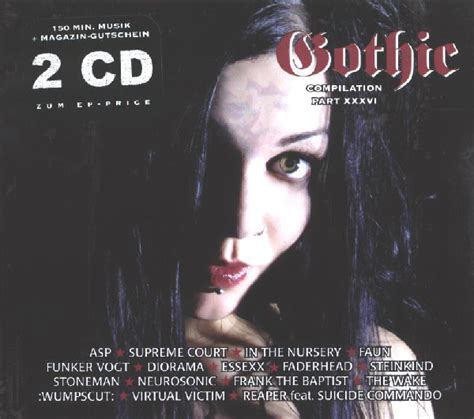 Lemuria Nursery by Gothic Compilation Gothic Amp Industrial Music Archive