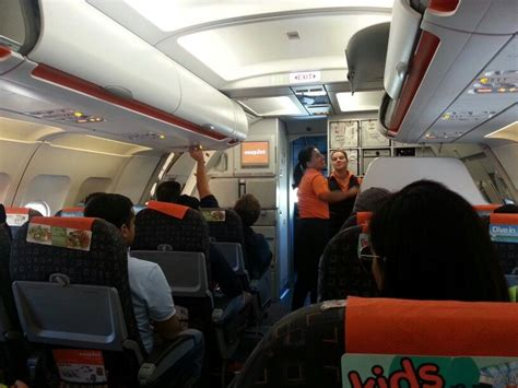 Easy Jet Cabin Crew Easyjet A319 Cabin Airports Flights Cabin