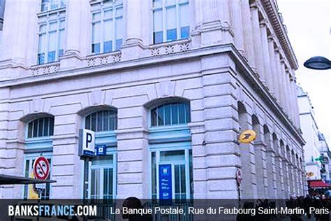 la banque postale siege la banque postale