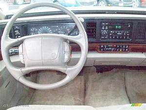 Service Manual  How To Remove Instument Cluster 1998 Buick Lesabre