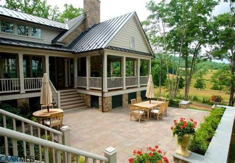 Southern Living House Plans Porches by Tour The Fox Hill A Beautiful Southern Living Plan Home