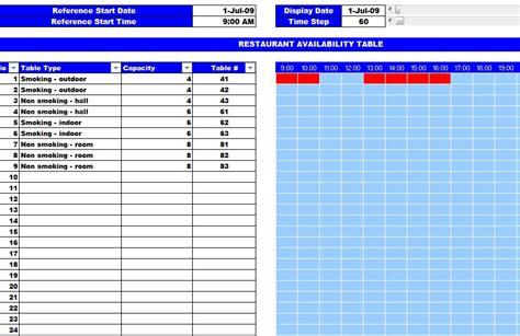 availability schedule template shatterlioninfo