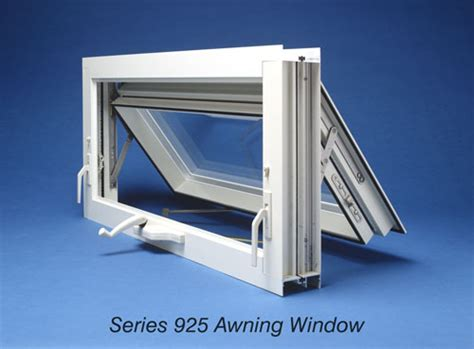 casement  awning windows thermal windows