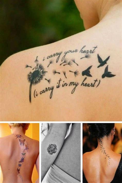 petit tatouage discret femme en  variantes raffinees du