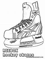 Hockey Ice Drawings Skate Coloring Skates Nhl Drawing Boys Helmet Cool Sketch Moncler Lyže šport Obrazkov Najlepšich Template Sheets Skating sketch template