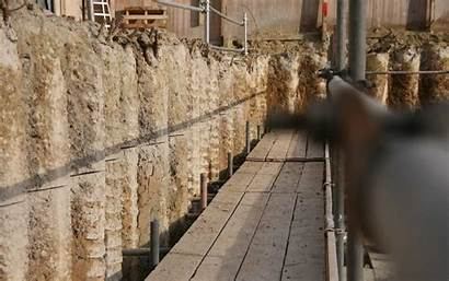Retaining Walls Pile Bored Piling