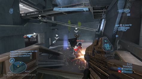 halo reach for thought