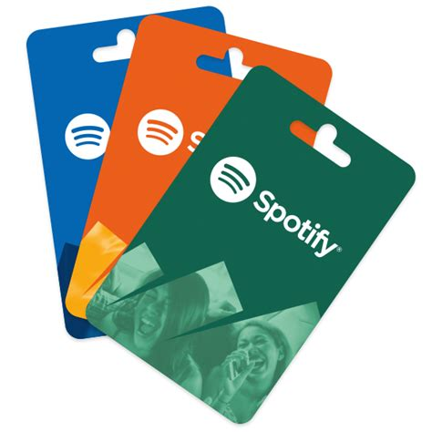 gift cards spotify