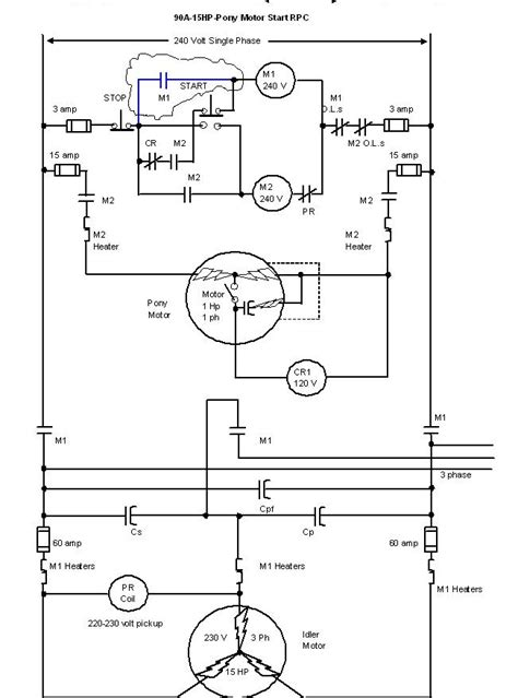 Have Baldor Want Make Phase Converter Page