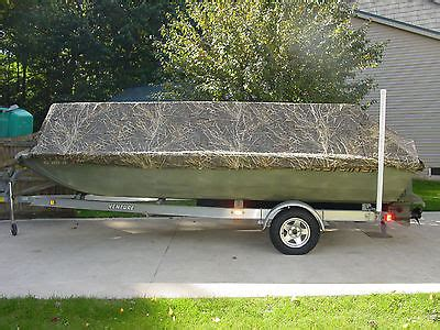 Ultimate Duck Hunting Boat by Duck Blind Boats For Sale