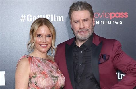 John joseph travolta (born february 18, 1954) is an american actor and singer. John Travolta's Wife Kelly Preston Dies At 57 After A 2-Year Battle With Breast Cancer, Fans In ...
