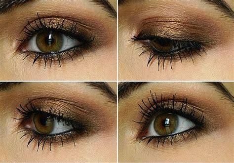 eyeshadow tutorial  mac bronze eyeshadow