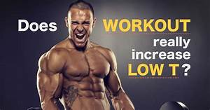 Does Working Out Really Help Boost Testosterone Level