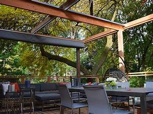 Retractable patio covers in north toronto shadefx for Patio furniture covers toronto