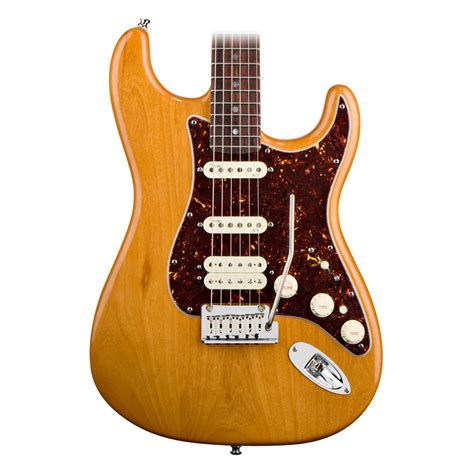fender american deluxe stratocaster hss electric g