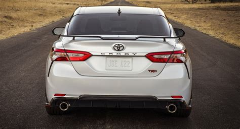 camry toyota trd carscoops bargain seems tesla