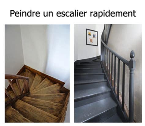 Peinture Un Escalier En Bois by Comment Peindre Rapidement Un Escalier En Bois Bricobistro