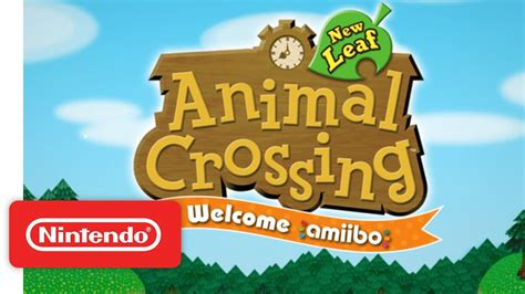 All You Need To Know About Animal Crossing New Leaf  Welcome Amiibo Youtube