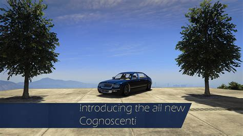 Luxury Line Cognoscenti Gta5modscom