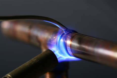 Filepropane Torch Soldering Copper Pipejpg Wikipedia