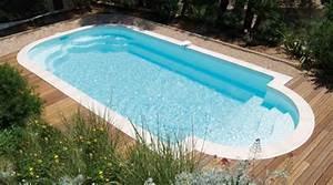Tarif Piscine Enterrée : prix d 39 une piscine coque co t moyen tarif d ~ Premium-room.com Idées de Décoration