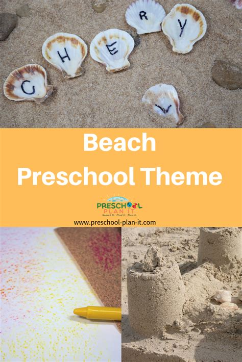 theme for preschool 639 | preschool beach theme
