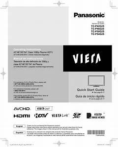Download Free Pdf For Panasonic Viera Tc
