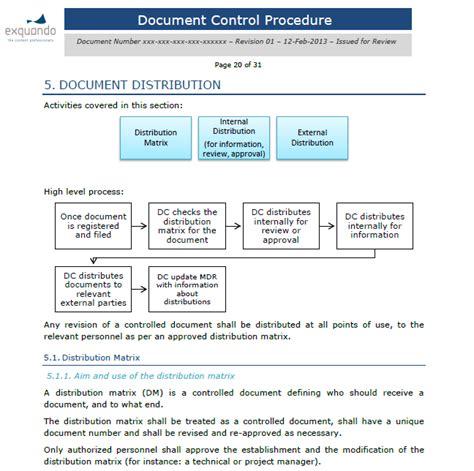 procedure document iso document document procedure template fsms document procedure