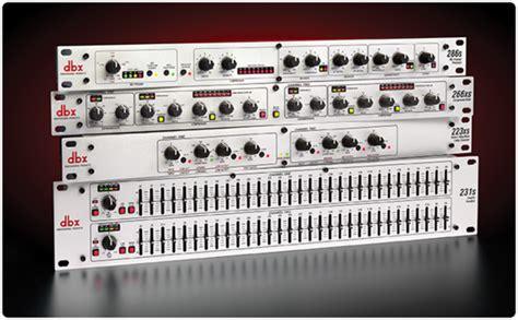 Dbx Crossover Wiring Diagram by 234xs Dbx Professional Audio
