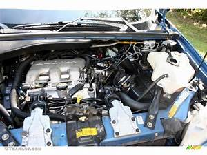 1999 Oldsmobile Silhouette Gls Engine Photos