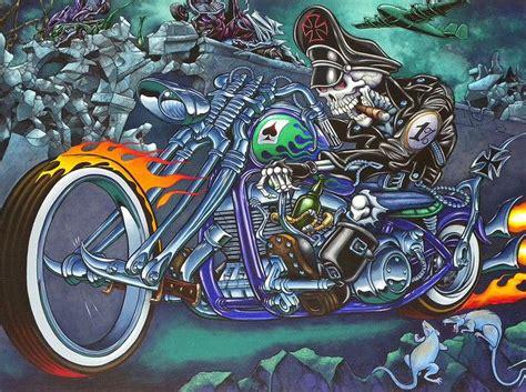 Harley Davidson, Harley Davidson Art And West