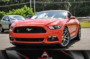 Used 2015 Ford Mustang GT Premium For Sale ($26,995) | Atlanta Autos Stock #424463