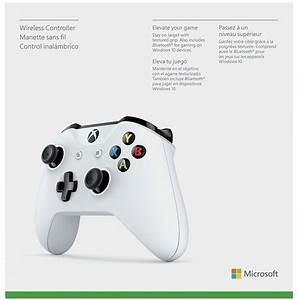 Xbox One Controller White Xbox One Microsoft