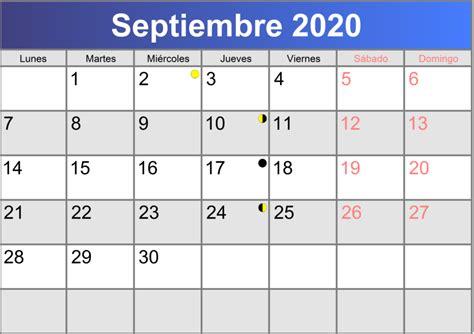 calendario septiembre imprimible abc calendarioes