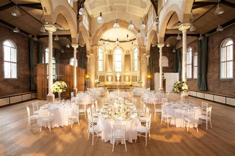Halle St Peter Wedding Venue Ancoats, Greater Manchester