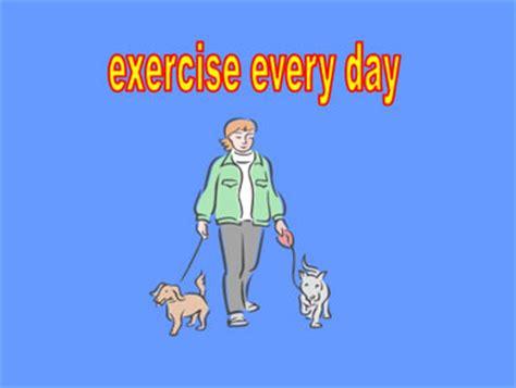 healthy habits vocabulary lesson  esl