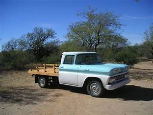 1961 Chevy Apache C10 Pickup-price Reduced