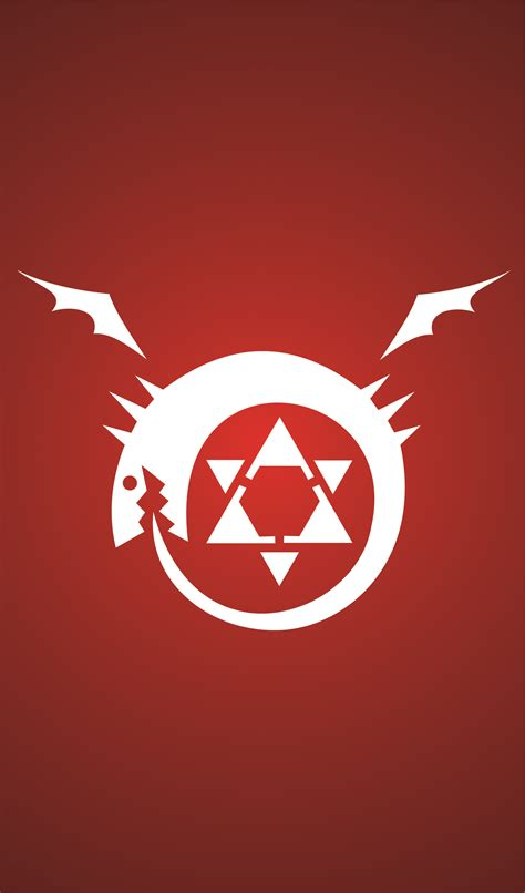 fullmetal alchemist brotherhood homunculo wallpapers