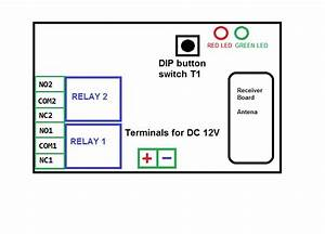 12v Dual Channel Remote Relay Review And Complete
