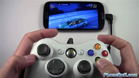 connect phone to xbox 360 on android with an xbox 360 controller