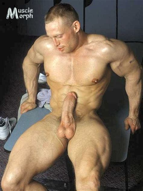 gay muscle morph male bodybuilders