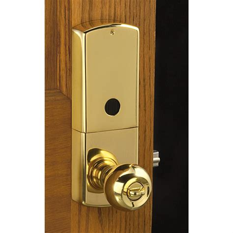 keyless door entry door knob keyless entry system 120069 at sportsman s guide