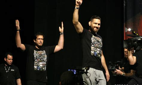 MMA Junkie rankings, Oct. 15: Is Weidman poised to make ...