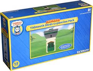 bachmann trains and friends tidmouth sheds expansion pack tech express