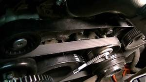 Tips On Replacing Idler Pulley And Serpentine Belt